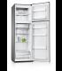 Wansa 16 CFT Top Mount Refrigerator (WRTW-459-NFIC82) - Inox