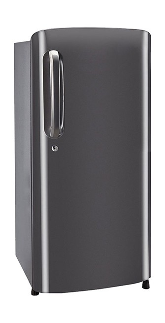 Lg 7 Cft Single Door Refrigerator (ltt701bbsr) U2013 Silver