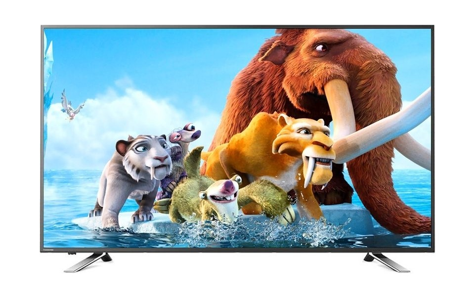 Toshiba 50 Inch UHD Smart LED TV - 50U5865EE