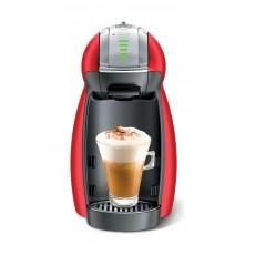Dolce Gusto Nescafe Genio2 Coffee Maker  (Combo2x68Gxa) - Red