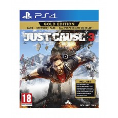 Just Cause 3 Gold Edition: PlayStation 4 Game