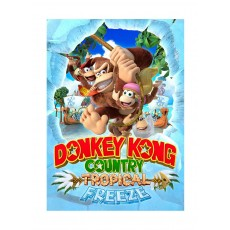 Donkey Kong Country Tropical Freeze: Nintendo Switch Game