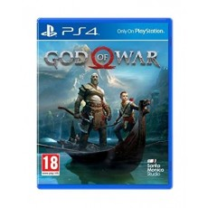 God Of War - PlayStation 4 Game
