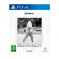Pre-Order: FIFA 21 Ultimate Edition - PS4 Game