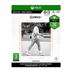 Pre-Order: FIFA 21 Ultimate Edition - Xbox one Game