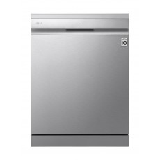 LG QuadWash 14 Place Settings Steam Dishwasher - Stainless Steel