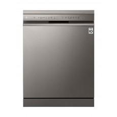 LG QuadWash 14 Settings Dishwasher (DFB512FP) - Silver
