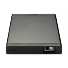 Sony 3400 mAh Portable HD Laser Mobile Projector, WiFi/HDMI & Display up to 120 inches (MP-CL1)