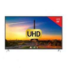 Wansa 58-inch Ultra HD Smart LED TV - WUD58I7762S