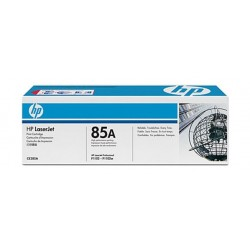 HP 85A LaserJet Toner Cartridge CE285A -  Black