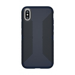 Speck Presidio Grip Case For iPhone XR - Carbon