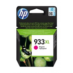 HP Ink 933XLM for InkJet Printing 825 Page Yield - Magenta (Single Pack)