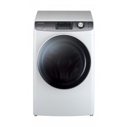 Daewoo 13KG Front Load Washing Machine - White