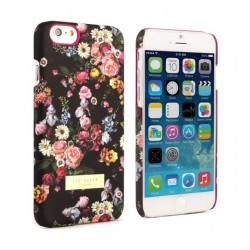 Proporta Ted Baker Silke Tanalia Oil Blossom Print Protective Case for iPhone 6 - Floral Black