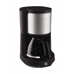Moulinex Subito 1.25ml Coffee Maker (FG370827) - Black
