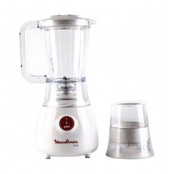 Moulinex LM2211 1.25L Blender with Mill - 350 Watts