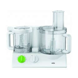 Braun FX3030 Food Processor 2L - 600W