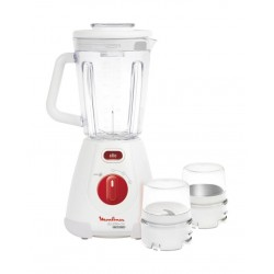 Moulinex LM238127 Double Click Grinder and Blender - 600 Watts