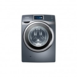 Samsung Front Load Washer/Dryer 21kg/12kg 1100RPM - Inox WD21F8K9ABG