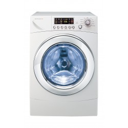Daewoo 11Kg/6.5Kg Front Load Washer Dryer - White DWC-ED1212