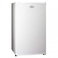 Daewoo 4.9 Cubic Feet Mini Bar Refrigerator - White FR-146