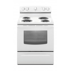 Maytag Electric Cooker 76 x 70cm - White (4KMER7600AW)