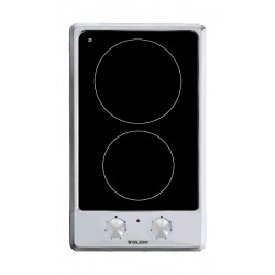 Glem Glass P3FNMI 30 cm Ceramic Electric Hob