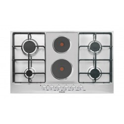 Glem Gas 90cm Built-In 6-Burner Gas Hob P9LVCI
