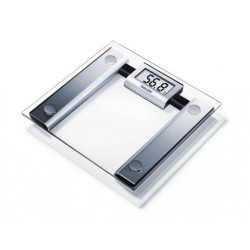 Beurer GS19 Bathroom Glass Scale
