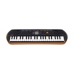 Casio SA76 Portable Musical Keyboard with Adaptor