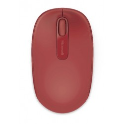 Microsoft 1850 Wireless Mouse – Red