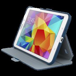 StyleFoilio 7 Case for Samsung Galaxy Tab 4 - Blue/Gray