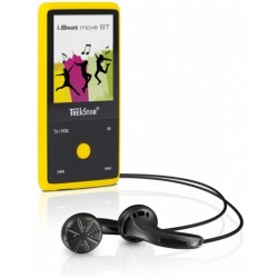 i.Beat move Bluetooth 8 GB MP3 Player Yellow