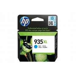 HP Ink 935XLC for Inkjet Printing 825 Page Yield - Cyan (Single Pack)