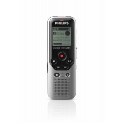 Philips DVT1200/00 4GB Digital Voice Recorder with MicroSD Card Slot