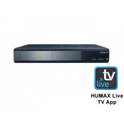 Humax IR4000HD HD Digital Satellite Receiver with 1 Smart Card
