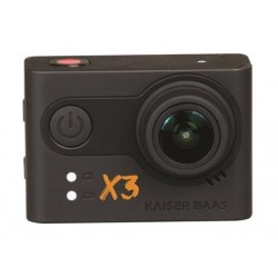 Kaiserbaas KB X3 Action Camera - Front View