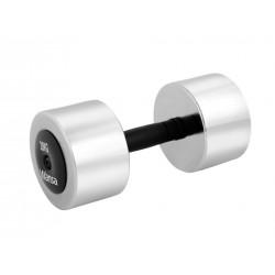 Wansa 20kg Training Dumbbell (DF002) - Silver