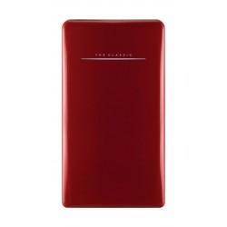 Daewoo The Classic Retro Style Single Door Refrigerator (FN-153R) - Red
