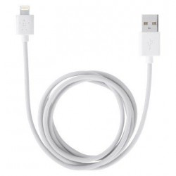 Belkin MIX IT Lightening to USB Charge/Sync Cable 4ft - White (F8J023bt3M)