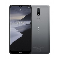 Nokia 2.4 32GB Dual Sim Phone - Grey
