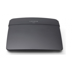 Linksys E900-ME Wireless-N Router Up to 300 Mbps - Black