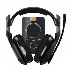 Astro A40 TR Headset + MixAmp Pro TR for PlayStation 4 – Black