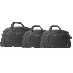 Giordano Duffle Bag Set Of 3 (411) - Black