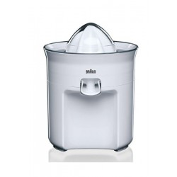 Braun Tribute Collection 60W Citrus Press - White CJ3050