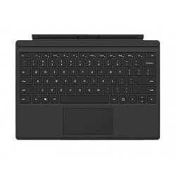 Microsoft Surface Pro 4 Type Cover Keyboard (R9Q-00001) - Black