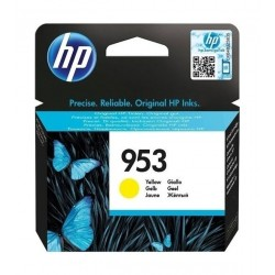 HP Ink 953 for InkJet Printing 700 Page Yield (F6U14AE) - Yellow