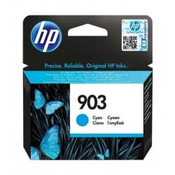 HP Ink 903 for InkJet Printing 300 Page Yield (T6L87AE) - Cyan Blue