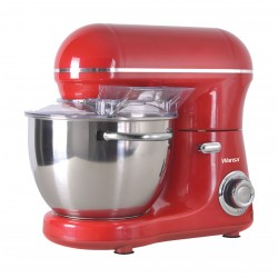 Wansa 600W 4L Kitchen Machine (LW-6835) – Red