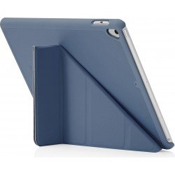 Pipetto Origami Folding Case and Stand For iPad 9.7-inch (P030-50-4) - Dark Grey